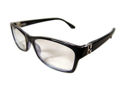 Mens Or Ladies Trendy Bifocal Reading Glasses, Choice Of Colour And Power