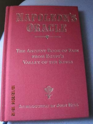 NAPOLEON'S ORACLE Ancient Book of Fate from Egypt's Valley of the King HC 2003