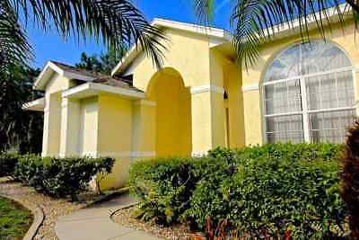 Florida villas to rent, 3,4 & 5 bedrooms, pool, spa, fab' en suite, perfect