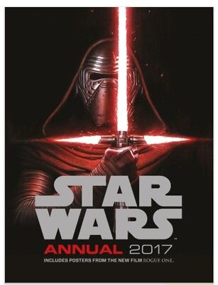 Star Wars Annual 2017 by Egmont Disney Brand Rogue One Posters Book Collectibles