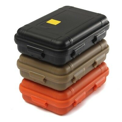Outdoor Waterproof Seal Survival Case Storage Container Carry Box Shockproof
