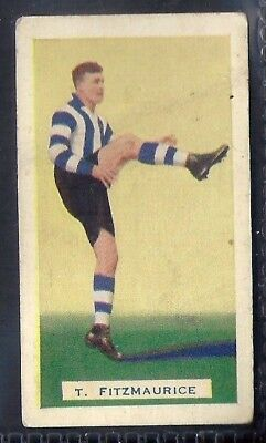 Hoadleys-Victorian Football Ers (Action)-Aussie Rules-#049- North Melbourne