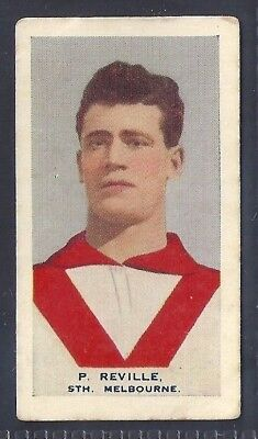 Hoadleys-Victorian Football Ers (Heads 1-50)-Aussie Rules-#003- South Melbourne