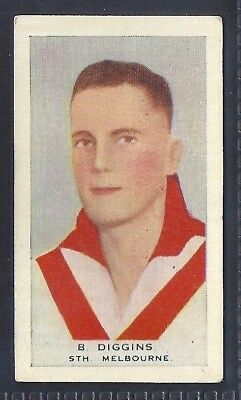Hoadleys-Victorian Football Ers (Heads 1-50)-Aussie Rules-#017- South Melbourne