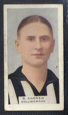 Hoadleys-Victorian Football Ers (Heads 1-50)-Aussie Rules-#026- Collingwood