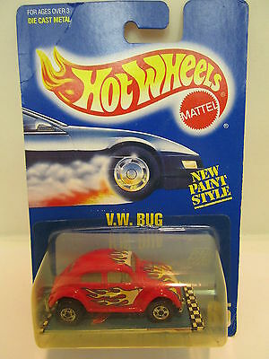 Hot Wheels V.W. Bug Collector No. 65   Collectable  Vintage  Classic