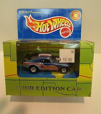 Hot Wheels Tour Edition Car Ford   Collectable  Classic