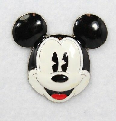 Disney Parks Pin Sculpted Pie Eyed Mickey Mouse Head