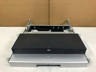 HP TFT7600 G2 KVM Console with HP AF617A 513736-001 Console Switch