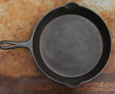 Griswold Cast Iron #10 716 Small Logo Fully Stripped - Unseasoned