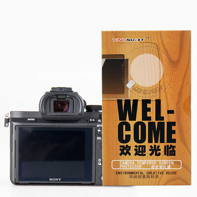 Magic 9H Tempered Glass Film Screen Protector for Sony Alpha A7 Mark II