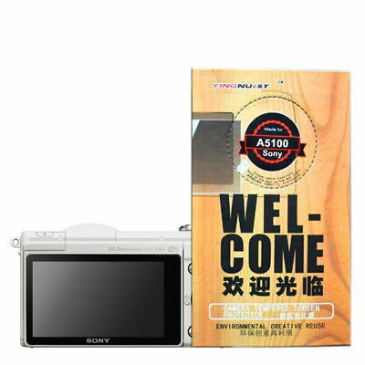 Magic 9H Tempered Glass Screen Protector Film for Sony Alpha A5100