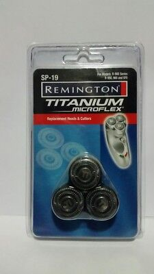 Remington Replacement Heads and Cutters R900 Series  SP19