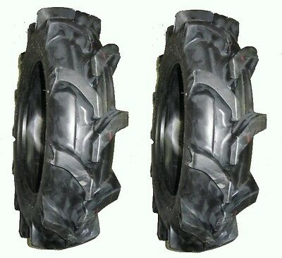 TWO TIRES 7-16 LRC (6 PR) Harvest King All Purpose,  AG LUG tractor tires