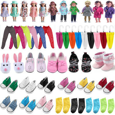 Doll Clothes Dress Pajames For 18 inch American Girl/Our Generation/My Life Doll
