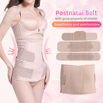 Women Maternity Postpartum Corset Belly Belt Support Shape Wrap Recovery