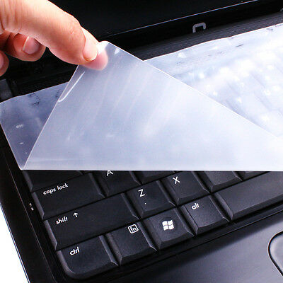 """Universal Silicone Keyboard Cover Skin Protector for 14"""" Laptop"""