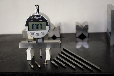 iGAGING Digital Depth Gauge 0-22""