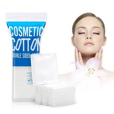 50Pcs Cosmetic Cotton Pad Lint Free Facial Eye Cleansing Makeup Remover Tools