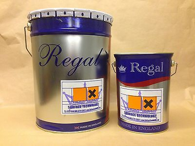High Build Garage & Industrial Floor Paint - 5L, 10L, 15L, 20L - Many Colours