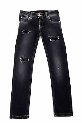 John Richmond VI-RCB0001J Jeans bambina - colore Blu IT