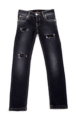 John Richmond VI-RCB0001T Jeans bambina - colore Blu IT