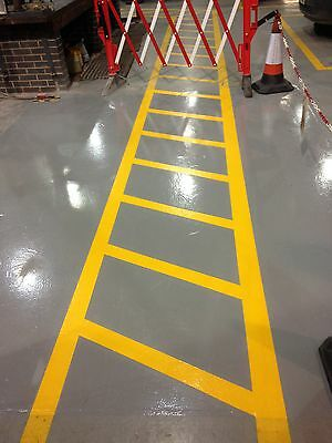 Heavy Duty Road Line Marking Paint - 1L, 2.5L, 5L, 20L - Many Colours