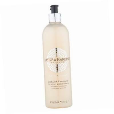 Baylis & Harding Jojoba, Silk and Almond Oil Shower Creme, 500ml