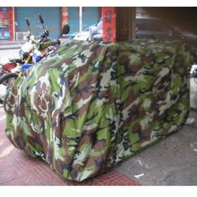 M Universal ATV Quad Bike Cover Camouflage Waterproof Dustproof Anti-UV