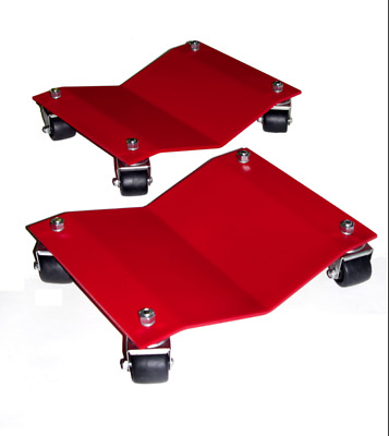 """Auto Dolly Standard Duty 12"""" X 16"""" Rated To Hold 1,500 Pounds!  Made In The Usa!"""