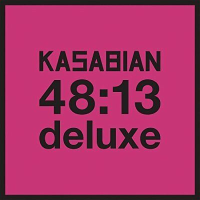 Kasabian - 48:13 Deluxe (2014)  CD+DVD  NEW/SEALED  SPEEDYPOST