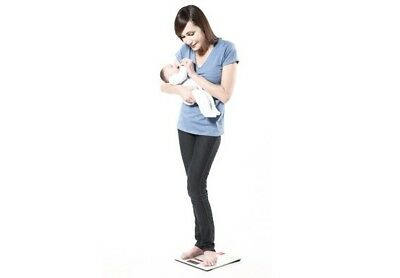 Baby & Mum Newborn scale weigh your baby in 3 steps