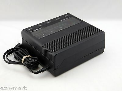 Panasonic NiCad Battery Charger BQ-8C 6 Hour D C AA AAA 9-volt
