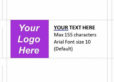 "Custom Labels Personalized Stickers shipping address business office 2.63"" x 1"""