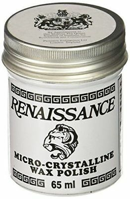 Renaissance Micro Crystalline Wax Polish 65 ml Protects Tattoo machine parts