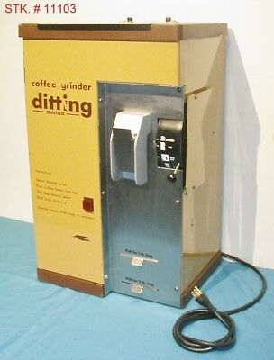 DITTING KFG Commercial Retail Coffee Grinder  Very Clean Condition