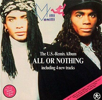 Milli Vanilli | LP | All or nothing-The US Remix Album (1989) ...