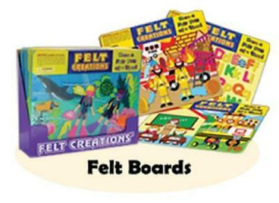 Felt Creations Story Boards Under Water Construction Travel Naohs Ark Horse farm
