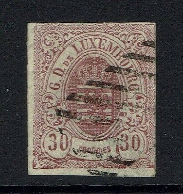 Luxembourg - SC# 10 - Used - 053016