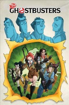 Ghostbusters Volume 5 The New Ghostbusters by Erik Burnham 9781613776780