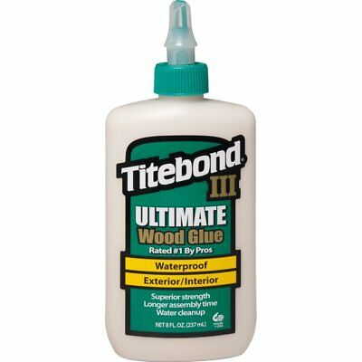 Titebond 1413 lll Ultimate Wood Glue 8fl oz
