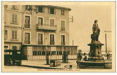 83.sanary.n°6940.hotel Pension Beau-Port