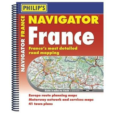 Philip's Navigator France by Philip's Maps