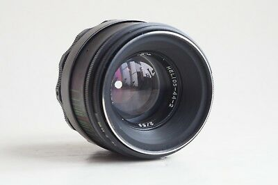 HELIOS-44-2  58 mm. f/2 M42 Lens for Zenit