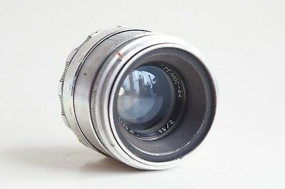 HELIOS-44  58 mm. f/2 M39 Lens for Zenit