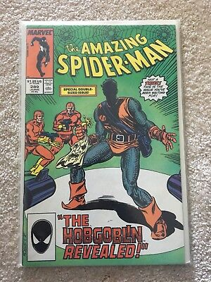 Amazing Spider-Man #289 - Death Of Ned Leeds - Hobgoblin Revealed - Nm