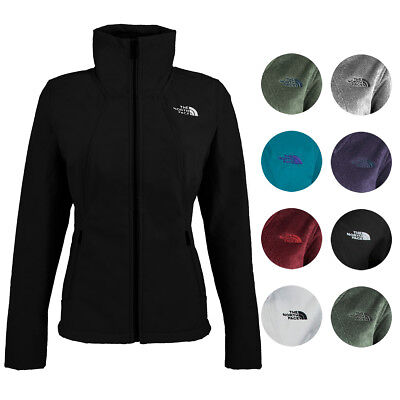 The North Face Women's Apex Chromium Softshell Jacket
