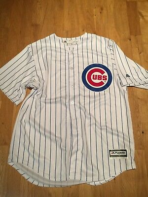 Chicago Cubs cool base replica jersey men size Large