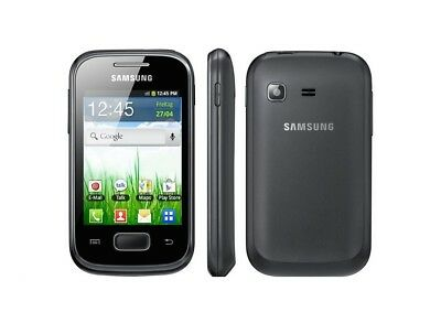 Samsung Galaxy Pocket in Black Handy Dummy Attrappe  Requisit, Deko, Ausstellung