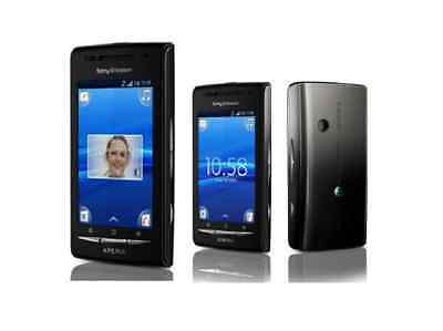 Sony Ericsson XPERIA X8 in Grey-Black Handy Dummy Attrappe - Requisit, Werbung
